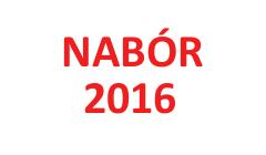 Nabór 2016